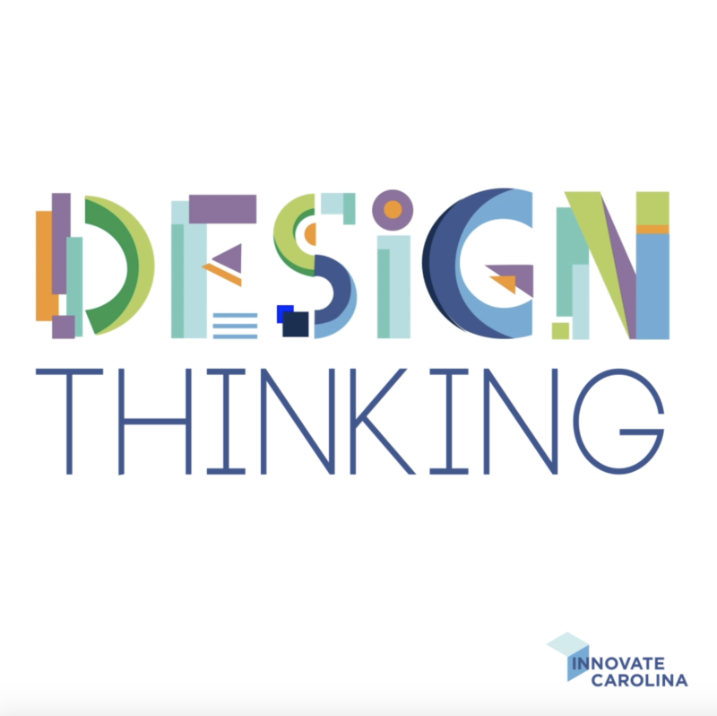 Creative Process: Design Thinking Motion Graphic