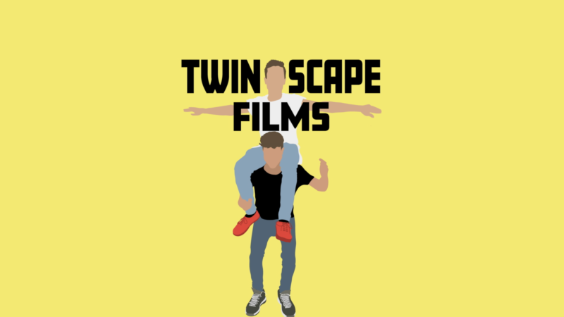 Creative Process: Twinscape Films' Animated Logo